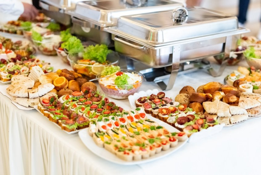 Hotelowy catering